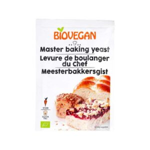Biovegan – Master Baking Yeast 7gr – Gluten Free