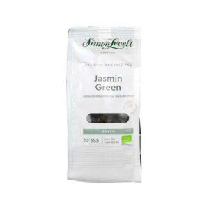 Simon Levelt – Jasmine Green Tea – Loose Leaf 90gr