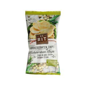 De Rit – Chckpea Crisps – Rosemary 75gr