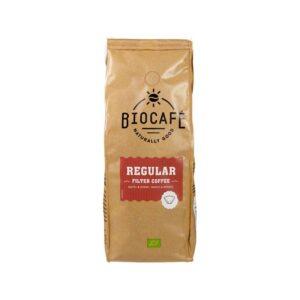 BioCafe – Ground Coffee – Regular 500gr