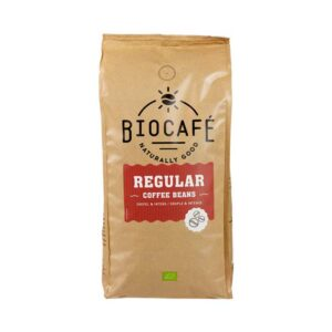 BioCafe – Coffee Beans – Regular 1kg