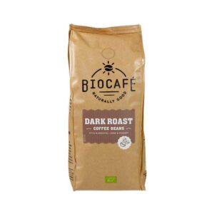 BioCafe – Coffee Beans – Dark Roast 500gr