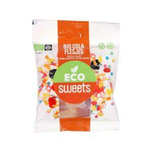 Eco Sweets – Cola Bottles 75gr