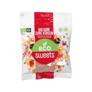 Eco Sweets – Sour Cherries 75gr