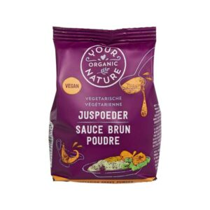 Your Organic Nature – Gravy Sauce Vegetarian 200gr