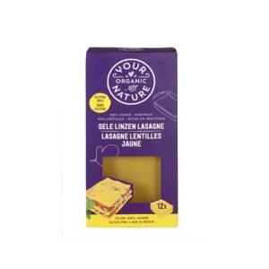Your Organic Nature – Yellow Lentils Lasagne Gluten Free 250gr