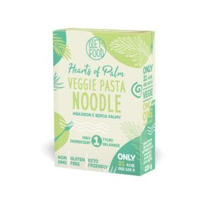Diet Food – Hearts of Palm Noodles – vacuum packed 255gr