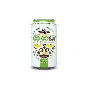 Cocosa – Coconut Water + Pineapple Juice 330ml