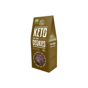 Diet Food – Keto Cookies with Cocoa 80gr