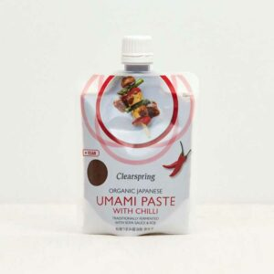 Clearspring – Japanese Umami Paste with Chilli 150gr