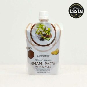Clearspring – Japanese Umami Paste with Ginger 150gr