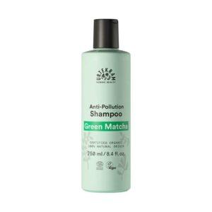 Urtekram – Green Matcha Anti-Pollution Shampoo 250ml