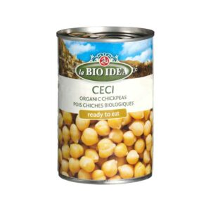 La Bio Idea – Chickpeas in tins 400gr