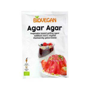 Biovegan – Agar Agar powder 30gr