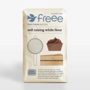 Doves Farm – Self-Raising White Flour Gluten Free 1kg