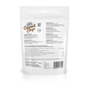 Diet Food – Coconut Chips Raw 150g